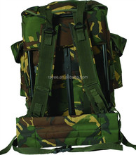 Water Resistant Durable fire proof military backpack tactical