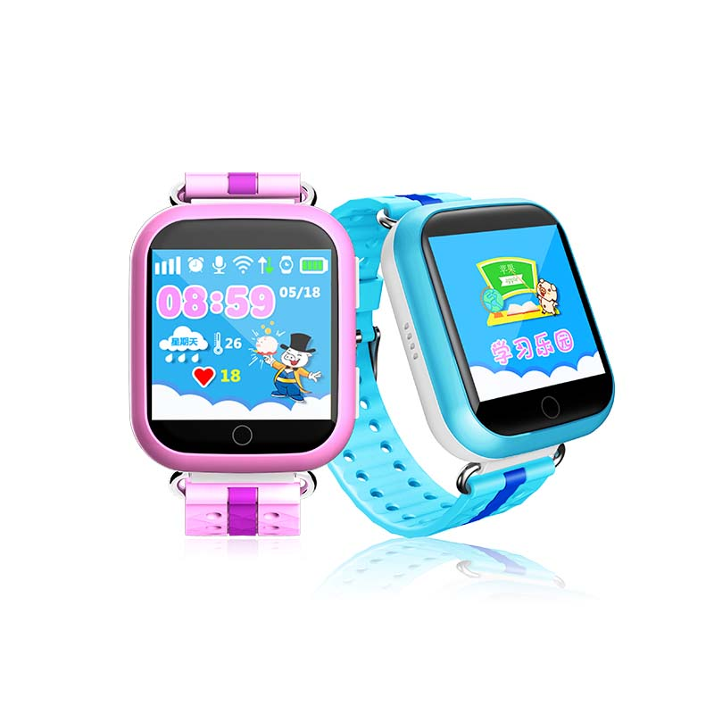New Personal Kids/Children/Elder GSM GPRS SIM Card Mobile Watch Sos GPS Tracking/Tracker
