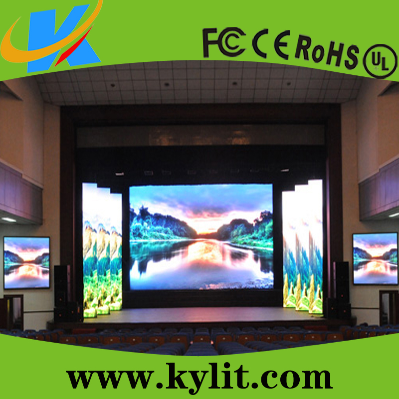 P4 LED Indoor Full Color display for rent hight brightness ali led display full vedio