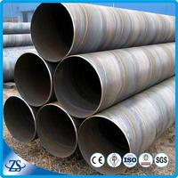 api 5l x 52 carbon API 5L Spiral steel pipe with truck gas transport