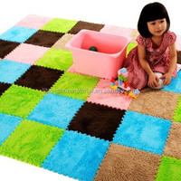 Baby eva interlocking foam tiles