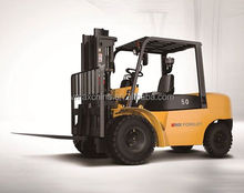 Japan engine 5ton diesel forklift with TCM technology praised highly using