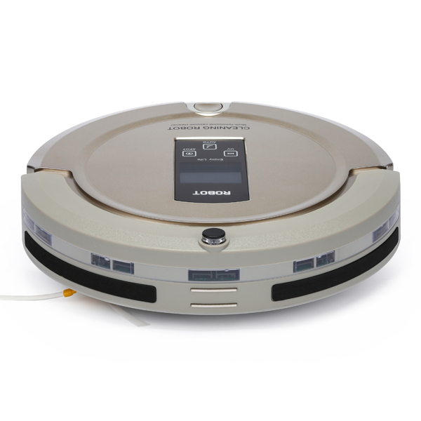 Hottest robot vacuum cleaner 2016 creative products