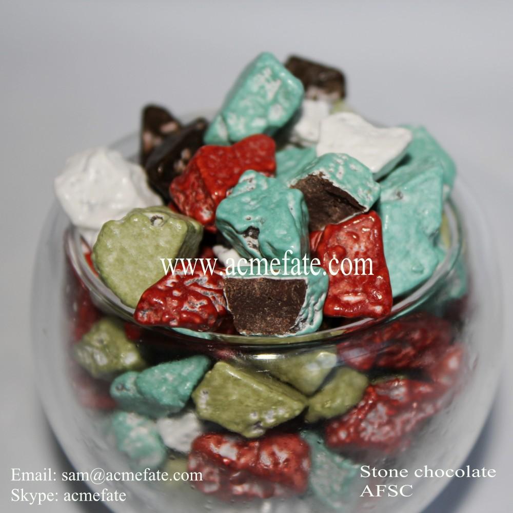 Chocolate Rocks Stone Chocolate Candy Chocolate Stone Candy - Buy ...