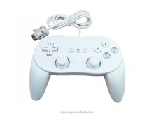 Hot selling game controller joypad for Nintendo Wii u pro white