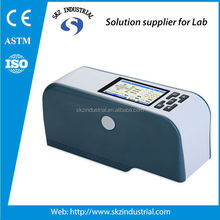 portable colorimeter yellowness index meter