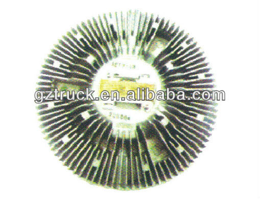 high quality truck parts Fan Clutch Fan for scania truck 1402869 233
