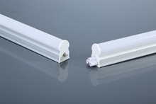 5 years warranty high qualityled ping tube intergrated t5 9W 2FT LED tube