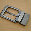 35MM R-0772-40 Direct factory manufacture pin buckle zinc alloy with reversible clip