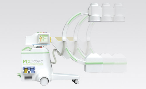 PLX7000C HF surgical Mobile Digital C-arm powerful processing capabilities,low radiation dose.