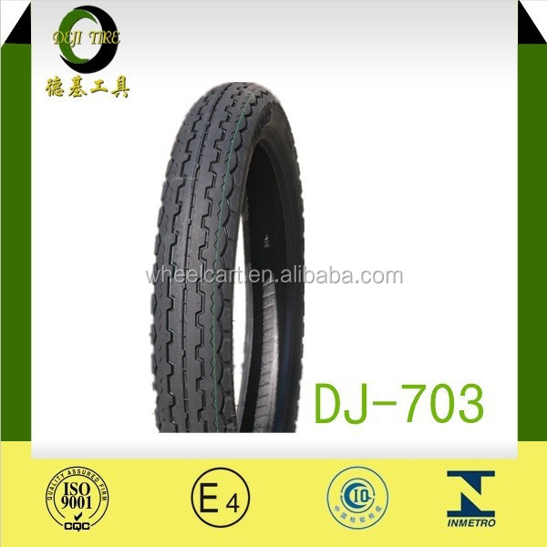 China high quality inner tubes for motorcycle tyre 360H18 DJ-703