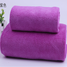 Top Quality Absorbant Embroidered Microfiber Bath Towel In Good Price