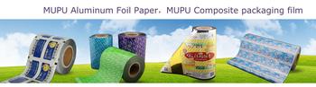 Aluminum Foil Paper,Composite packaging film