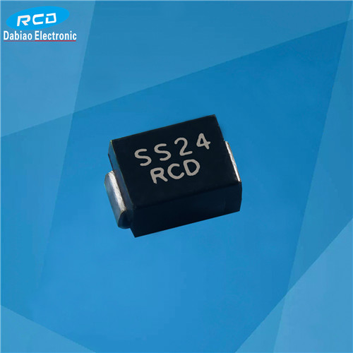 2017 new Schottky SS24 rectifier diode for generator