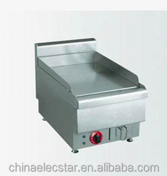 Electric Griddle with stainless steel structure