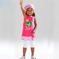 Cute Printed 100% Cotton baby kids wear