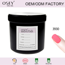 OSEY Beauty Bulk Package Velvet Matte Color Gel Nail Polish Factory Wholesale