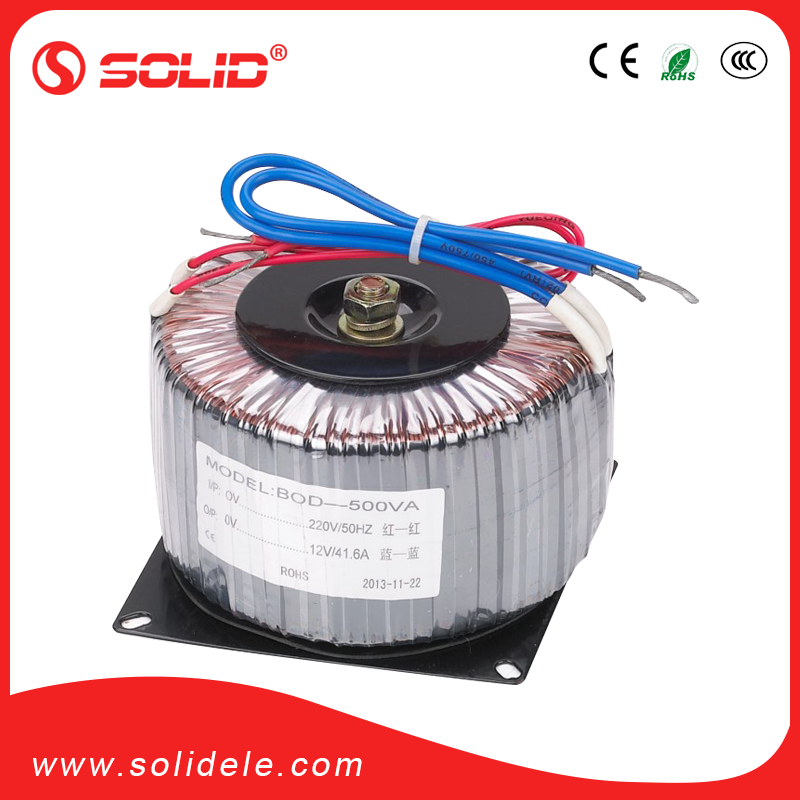 Solid electric 220 volt 24 volt transformer