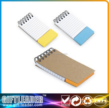 2015 cheap school/ office supplies gift notebook for children stationery