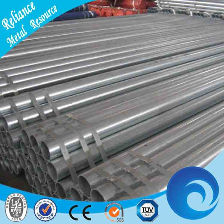CHINA RELIANCE GALVANIZED STEEL PIPE PRODUCTION LINE