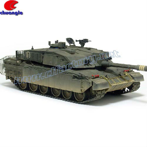 Collectible Military Tank Model, Scale Model Tank, Plastic Tank Model