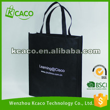 Cheap foldable non woven bag for shopping