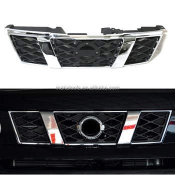 For Nissan X-Trail 2008-2011 Front Radiator Grid Grille Mesh