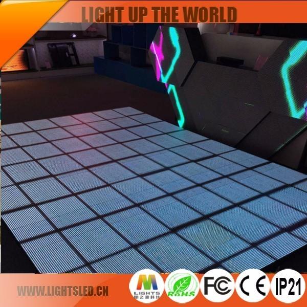 2017 led lighted floor tiles_Yuanwenjun.com