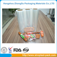 High barrier coex cast stretch roll film for food packaging