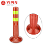 Top quality road safety plastic delineator pvc post