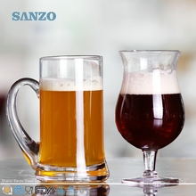 SANZO Budweiser beer glass pasabahce glass water glass
