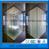 Best Price Smart Glass For Window PDLC Film Pasted On Glass