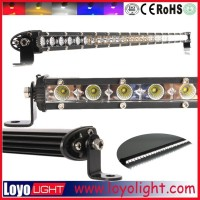 wholesale price led car roof rack light bar 18w 36w 72w 12v waterproof aluminum housing led light bar