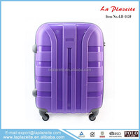 factory sale new travel suitcase, standard suitcase size