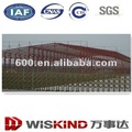 space frame steel structure for industrial warehouse 22