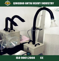 Portable welding smoke dental dust collector(single arm)