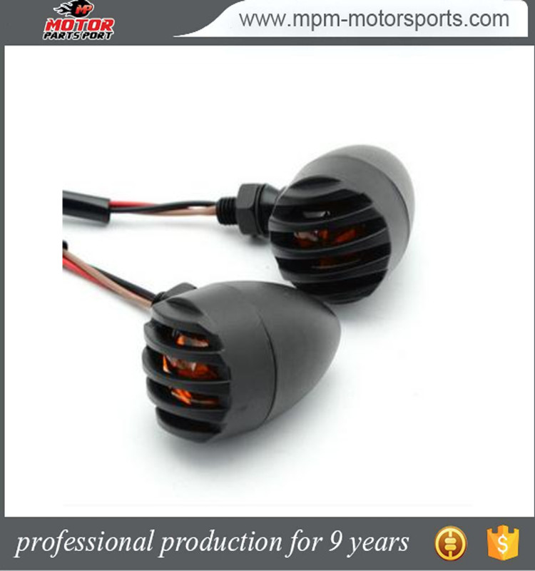 Hight quality motorcycle turn signal lights for Harley