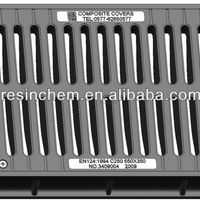 550 350mmSMC Water Grating Set C250