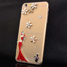 Fancy woman phone case for women for iphone series