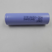 samsung icr18650-30a 18650 3000mah 3.7v Li-ion Battery Original Fast Delivery