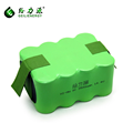 Rechargeable 3500 mah 14.4v nimh battery pack for vacuum cleaner
