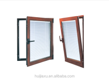 double glass windows price,pvc tilt and turu windows,plastic window