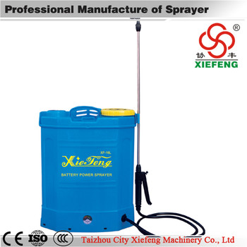 Gasoline engine agricultural motor power sprayer pump