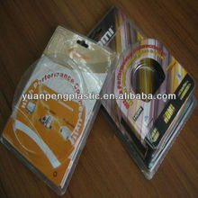 electronic clamshell packaging, blister pack,biodegradable plastic clamshell