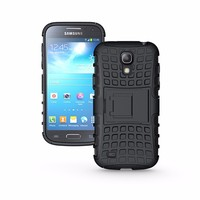 compatible armor stand case For Samsung Galaxy S4 mini i9190