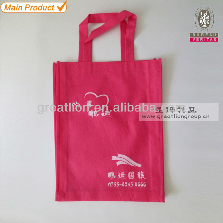 cheaper non woven promotional bag,fast delivery