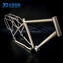 products supply different type titanium bike parts,titanium touring bike frame,titanium folding bike frtitanium cx bike frame