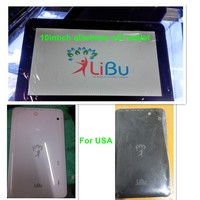 Capacitive Screen Touch Screen Type and 1GB Memory Capacity tablet