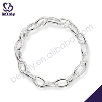 925 silver fashion jewelry wholesale nautical bracelet