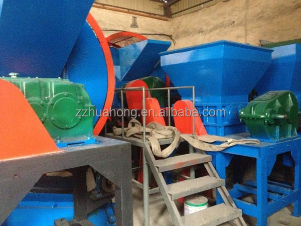 new type recyling equipments for waste tire gold supplier